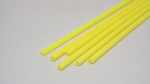 Outer Tube YELLOW 3mm
